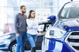 Das Verbrauchervertrauen in der Automobilindustrie steigt